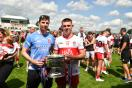 Six Derry players on 2020 Minor Team of The Year