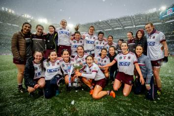 Slaughtneil complete hat-trick of All Irelands