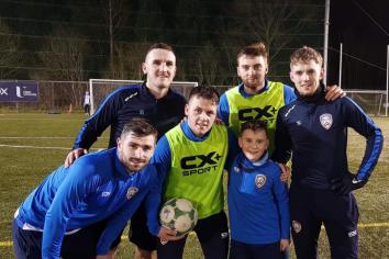 Coleraine players stand up to bullies