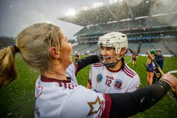 Slaughtneil complete All Ireland treble