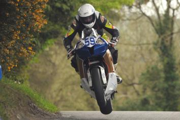Tweed switches his focus to Tandragee 100 races