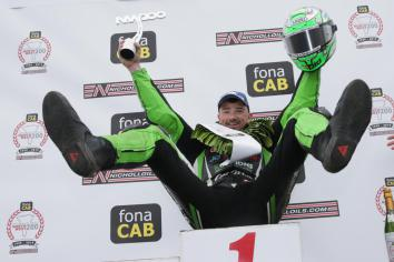 Glenn Irwin wins Superbike race as James Hillier and Davey Todd secure their first wins at North West 200
