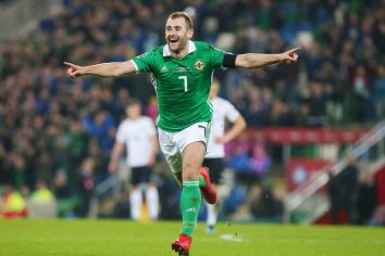 Niall McGinn to launch this year's O'Neill's Foyle Cup