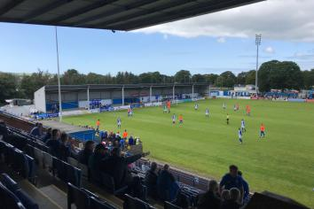 Oran Kearney kicks-off new Coleraine reign with a win