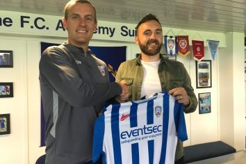 Former GAA star Emmet McGuckin joins Coleraine