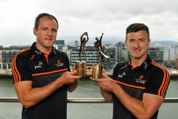 Player award for Murphy