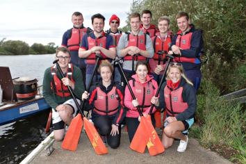 Smooth waters for Third Rotary Dragon Boat Challenge