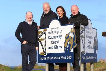 Magherafelt based organisation announced as North West 200 chosen charity