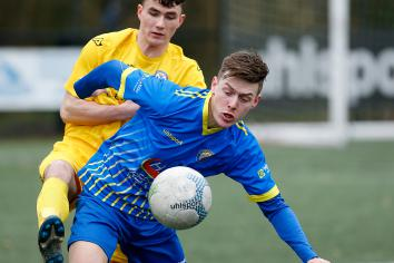 United's Intermediate Cup hopes dashed by Moyola Park