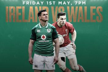 Relive Ireland win over Wales in Grand Slam season
