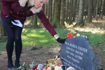 No prosecutions over murder of Inga Maria Hauser