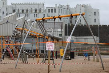 Council play parks to reopen from Friday
