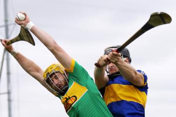 Dunloy draw a second time