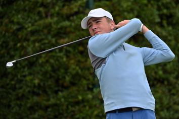 Royal Portrush golfer tied for lead in Irish U-16 Boys Championship
