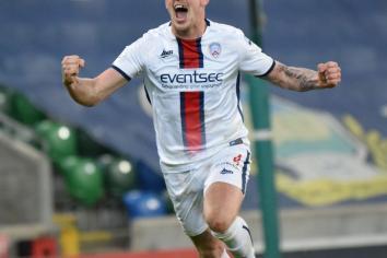 Coleraine defender Aaron Canning plced on transfer list
