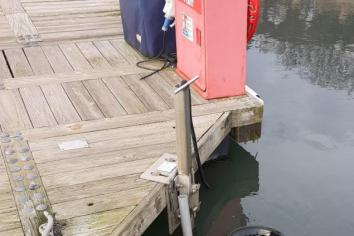 Council 'sticks' with low tech sea litter measures