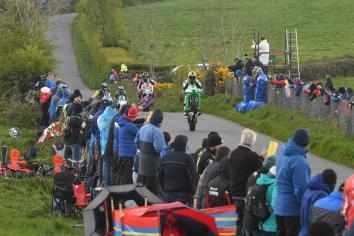 Cookstown 100 road races postponed until September