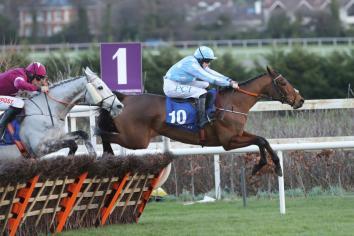 Stars on track for the Dublin Racing Festival