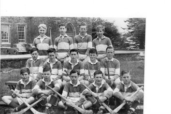 Proud hurling history at St MacNissis College