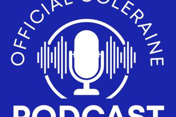 Coleraine FC launches official club podcast