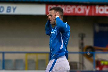 Coleraine to do the double over Carrick