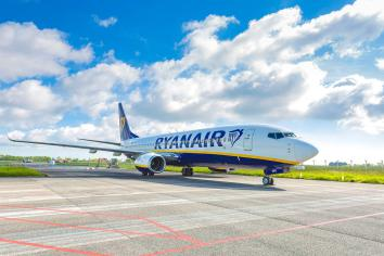 Ryanair to return to Belfast City with 8 new routes for summer '21.