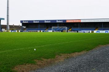 Cup final at Mourneview Park to be used as 'learning event' for further events