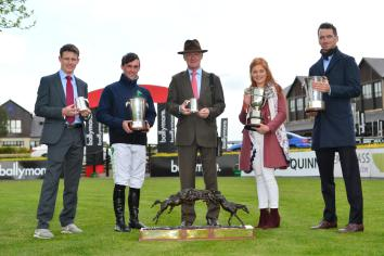 Irish National Hunt Champions are crowned at Punchestown
