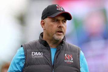 Ulster team named for Munster trip
