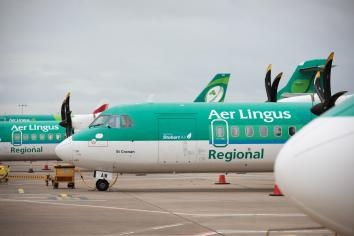 Stobart Air now flying to Cardiff from City Airport