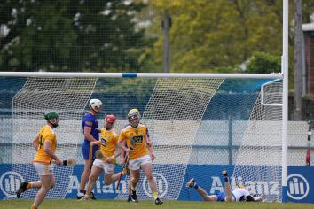 Antrim hurlers off to face might of Kilkenny