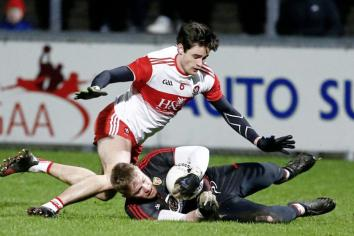 Derry footballers begin their league campaign at Longford