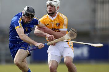 Antrim hurlers at home to Wexford