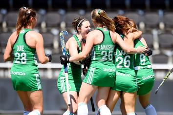 Ireland within one win of World Cup qualification