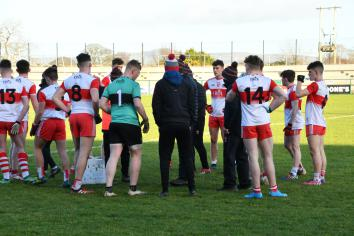 Derry to meet Monaghan in Ulster Minor Football final
