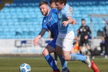 Coleraine kick-off new season away to Larne