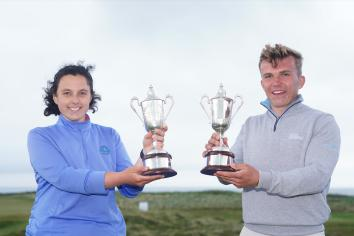 Moran and Walsh set to compete in ISPS Handa World Invitational