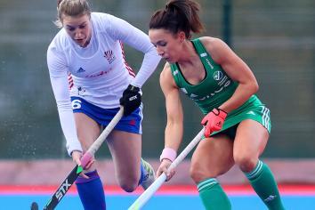 Big Irish comeback but Germany prevail 4-2