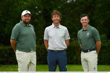 Sensational scoring for Lowry and McIlroy on second day at Tokyo 2020