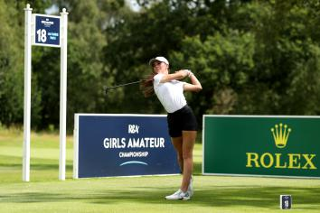 Gourley leads qualifiers in R&A Girls' Amateur at Fulford