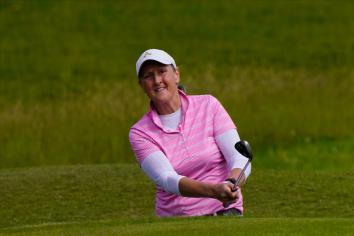 Smith leads after opening round at the Irish Senior Women's Open