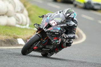Michael Dunlop makes Cookstown 100 return