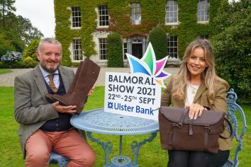 Dress to impress at the Balmoral Show