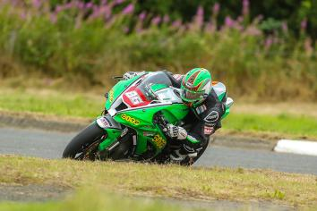 McGee to miss KDM Hire Cookstown 100
