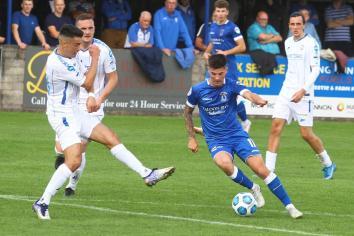 Coleraine begin League Cup defence