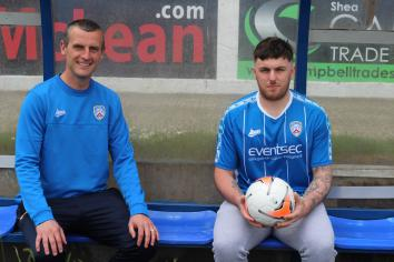 Striker delighted to get off the mark