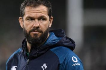 Ireland coaches host one day camp at IRFU HPC