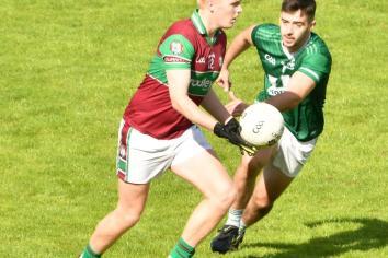 Eoghan Rua fail to cross the 'Bridge