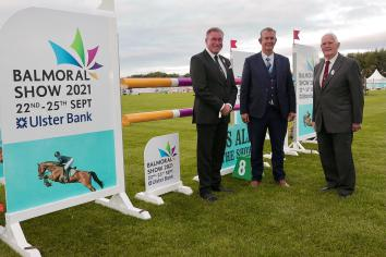 It's show time as Balmoral Show opens its doors again