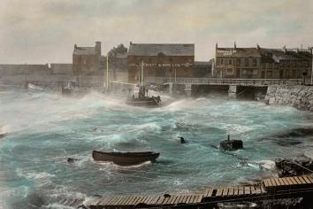 Sixty years on from when Hurricane Debbie battered the north coast
